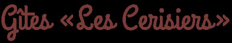 Gîtes les Cerisiers à Gertwiller Logo